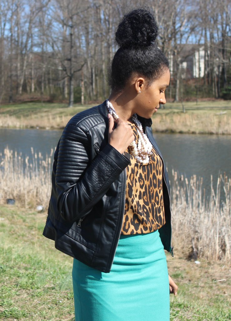 Leopard Top with a pop of color-10